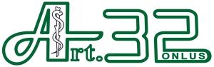 Logo ART. 32 Onlus DEFINITIVO