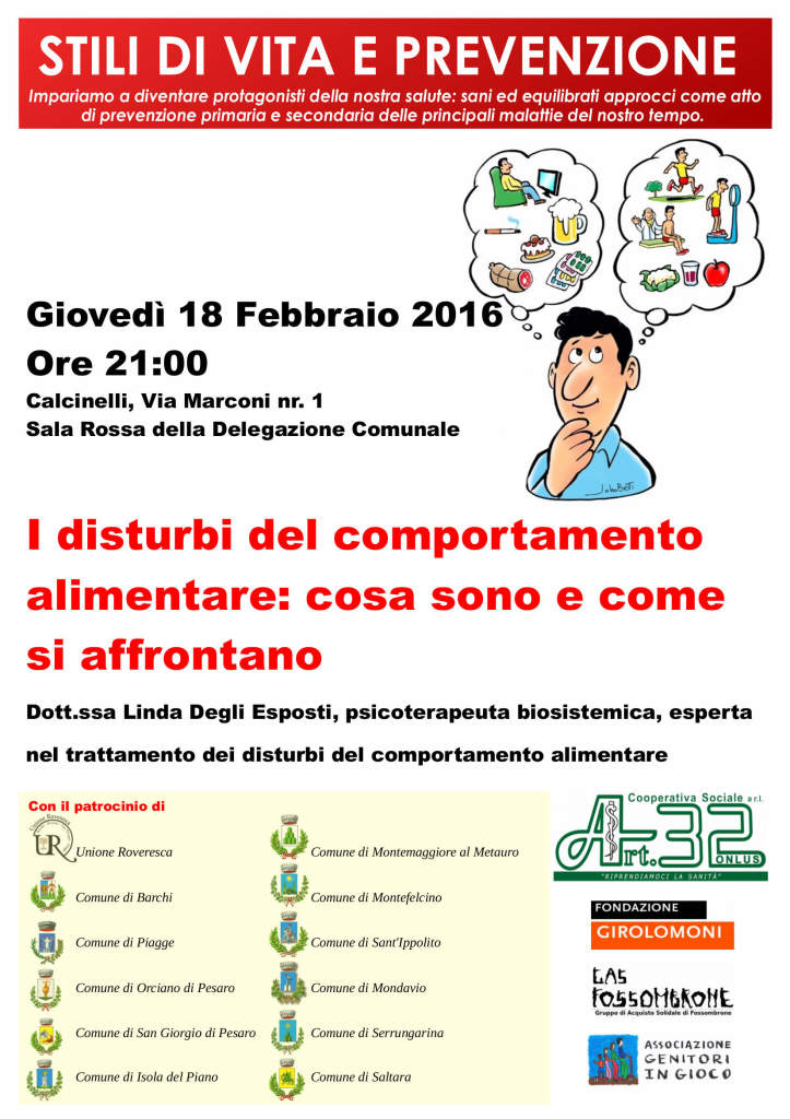 VOLANTINO Programma 18.02.2016