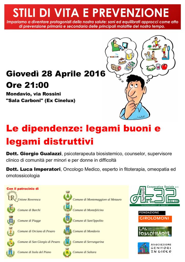 VOLANTINO Programma 28.04.2016