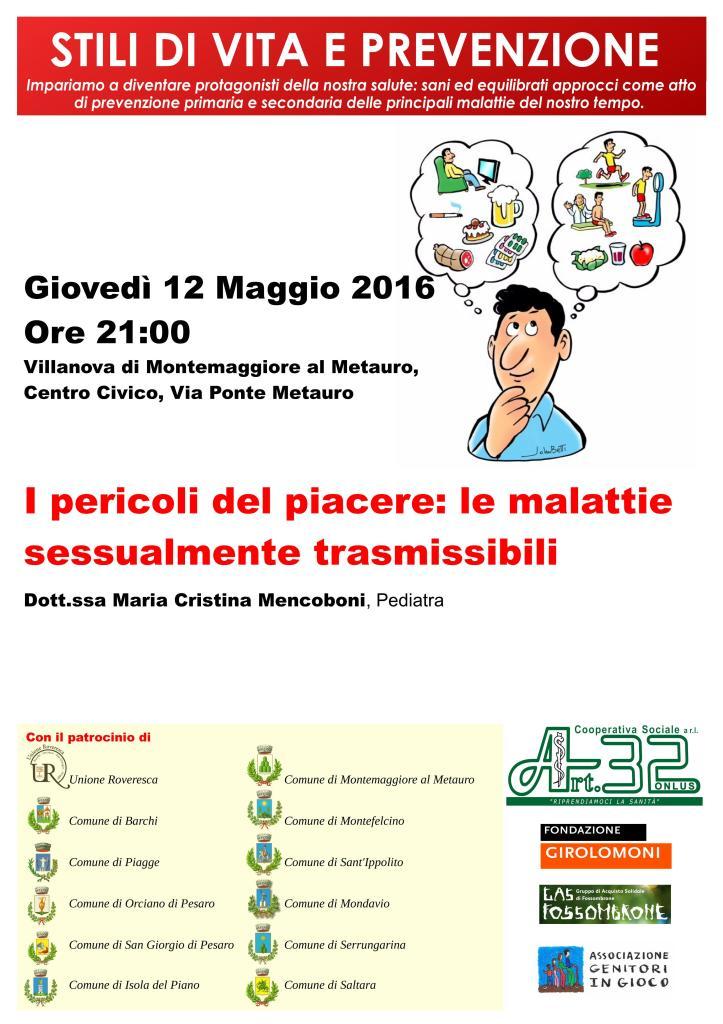 VOLANTINO Programma 12.05.2016
