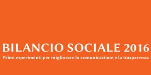 SCARICA IL BILANCIO SOCIALE