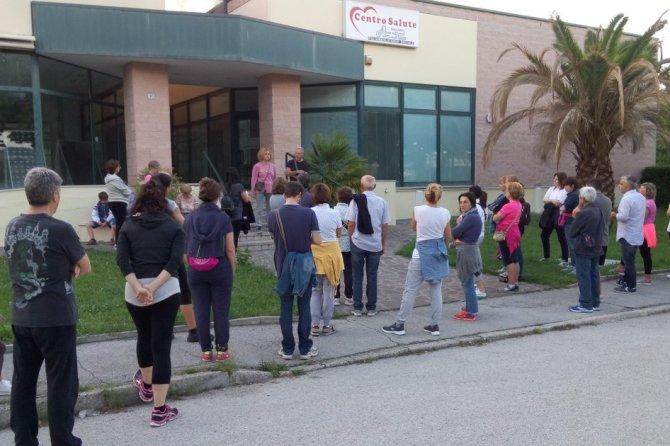 12/06 ore 20 Percorsi di prevenzione: Camminata in compagnia della Dott.ssa Oriana Baldassarre