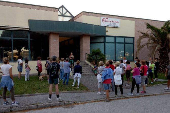Mercoledi 01/08 Percorsi di Prevenzione: Camminata in compagnia Di Lucia Polverari istruttrice di Fitness