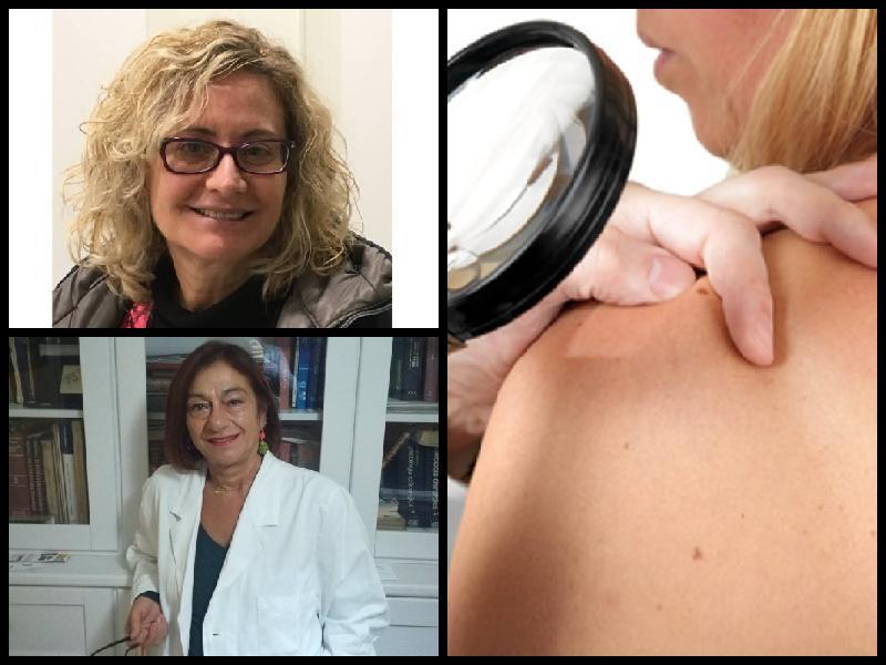 Le Dermatologhe Dott. Eutizi e Dott. Alessandrini e effettuano Visite Specialistiche Dermatologiche presso il Centro Salute Art32 ONLUS