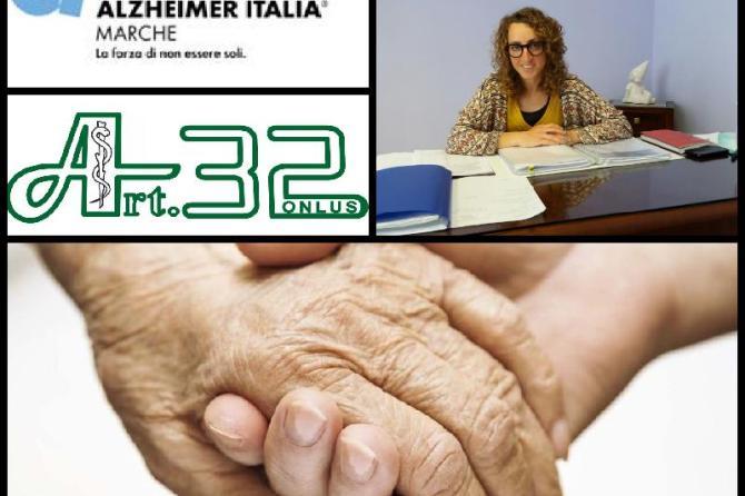 CORSO GRATUITO PER OPERATORI E FAMILIARI DI PERSONE AFFETTE DA ALZHEIMER E DEMENZE