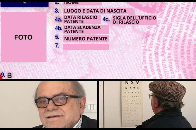 VISITE PER RINNOVO PATENTE AL CENTRO SALUTE ART32 CON IL DOTT. RACCHINI