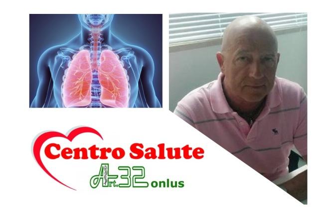 Il Dott. Fabio Pietrelli effettua visita pneumologica, spirometria e visita di terapia del dolore presso il Centro Salute Art. 32