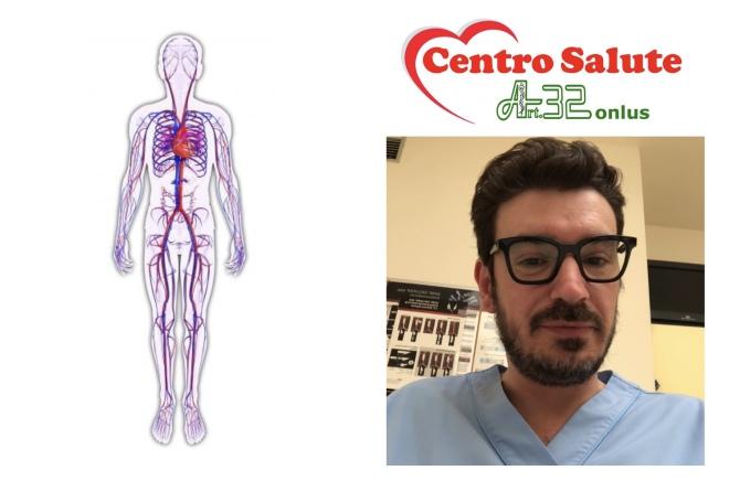 Il Dott. Filippo Maioli, Chirurgo Vascolare all' Ospedale Bufalini di Cesena effettua visite specialistiche ed esami diagnostici presso il Centro Salute Art.32 Onlus