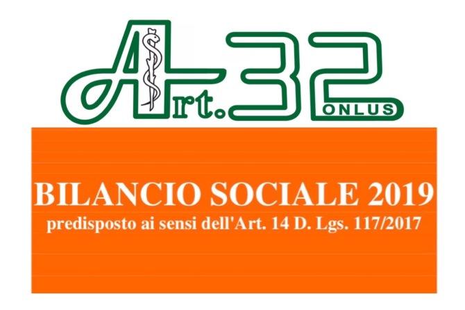Bilancio d'Esercizio e Bilancio Sociale per l'anno 2019