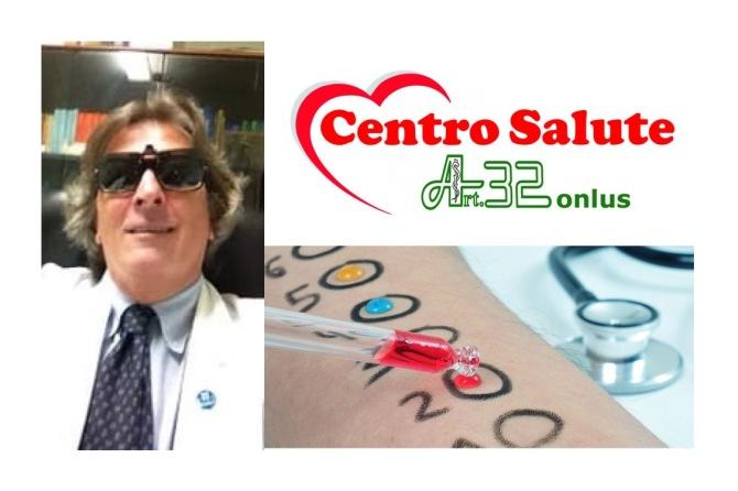 Il Dott. Francesco Maria Mei, specialista in Allergologia e Immunologia Clinica, effettua visite e test allergologici presso il Centro Salute Art. 32 Onlus