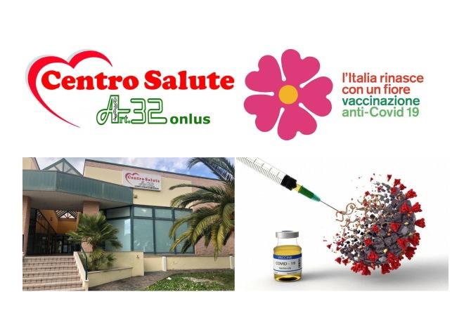 """Vaccinazioni delle aziende presso il Poliambulatorio Sociale """"Centro Salute Art. 32 Onlus"""""""