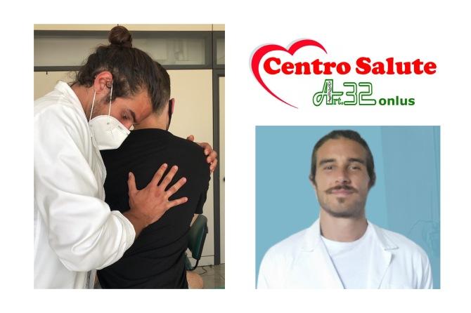 Il Dott. Michele Zanchi, Fisioterapista, effettua trattamenti fisioterapici manuali e strumentali presso il Centro Salute Art. 32